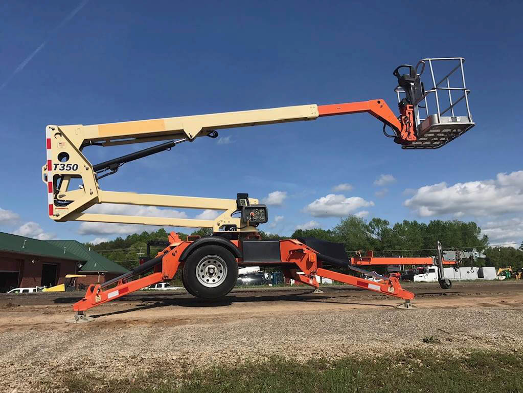 Boom Lift Rental in Montana 5