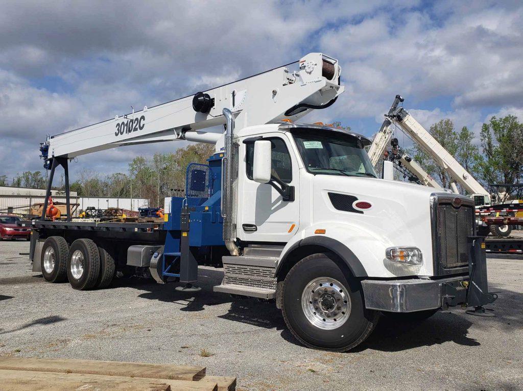 Boom Truck Rental in California 3