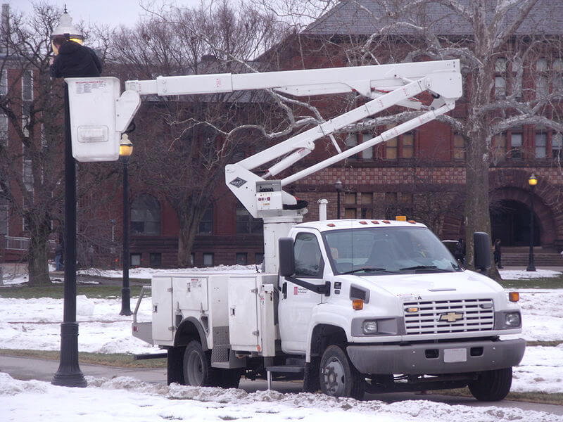 Bucket Truck Rental in Montana 4