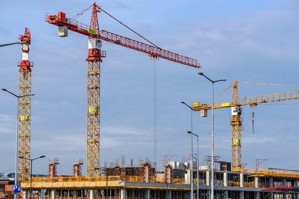 Crane Rental in California 2