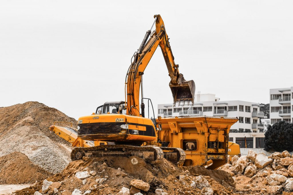 Earthmoving Equipment Rental in California 4