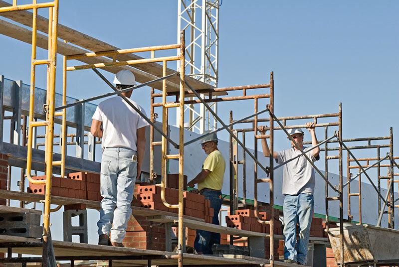Masonry Scaffolding Rental in California 6