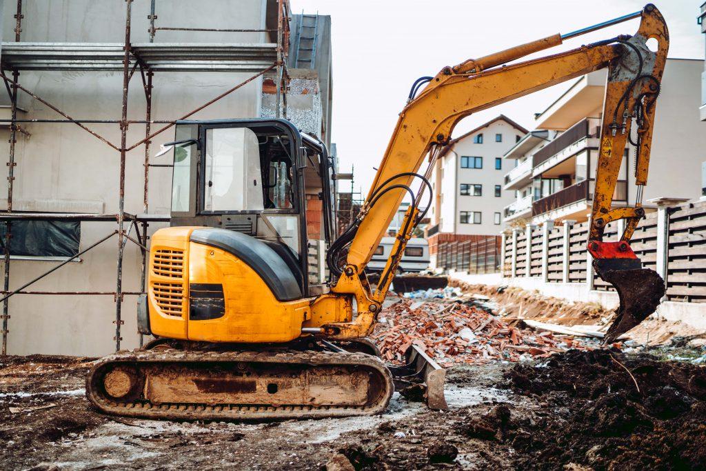 Mini Excavator Rental in Colorado 2