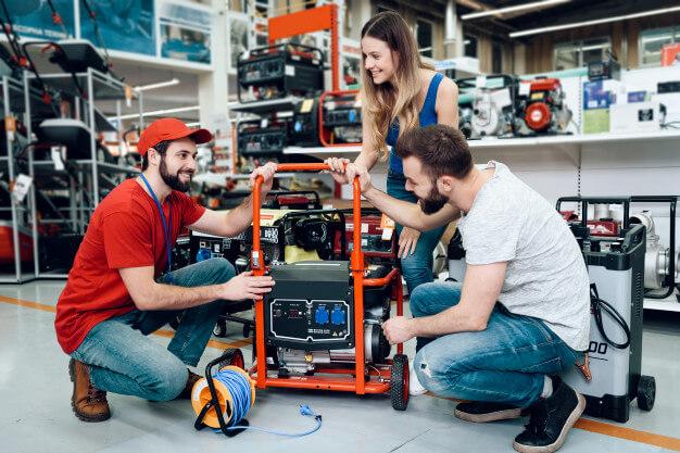 Portable Generator Rental in California 3