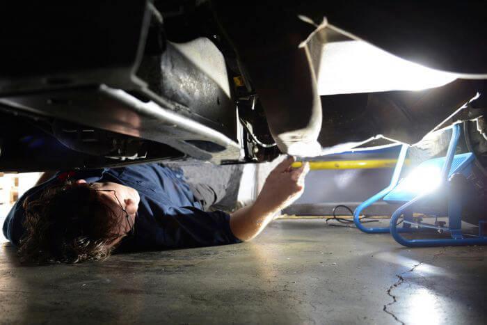 Portable Work Lights Rental in Alaska 4