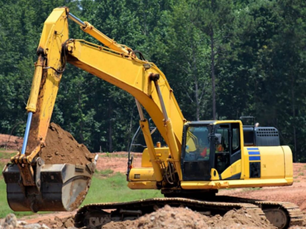 Rental Bulldozer
