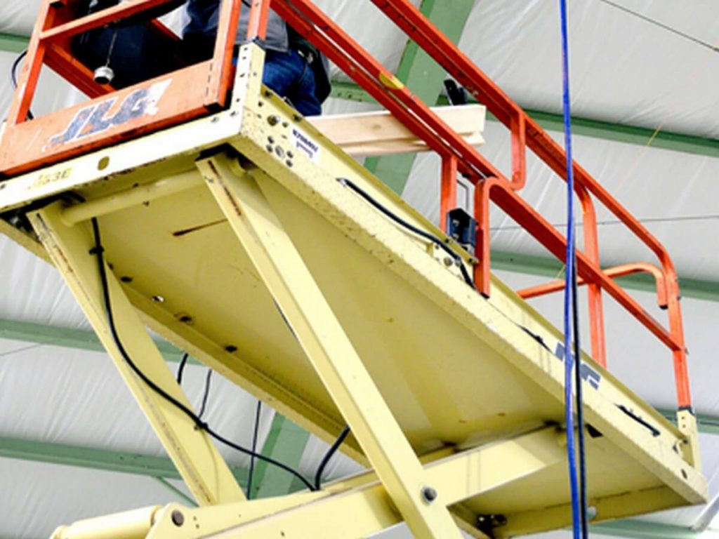 Rental Scissor Lift