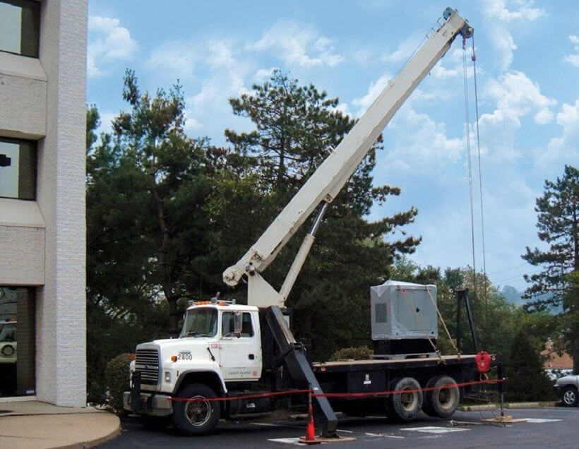 Boom Truck Rental in Washington 6