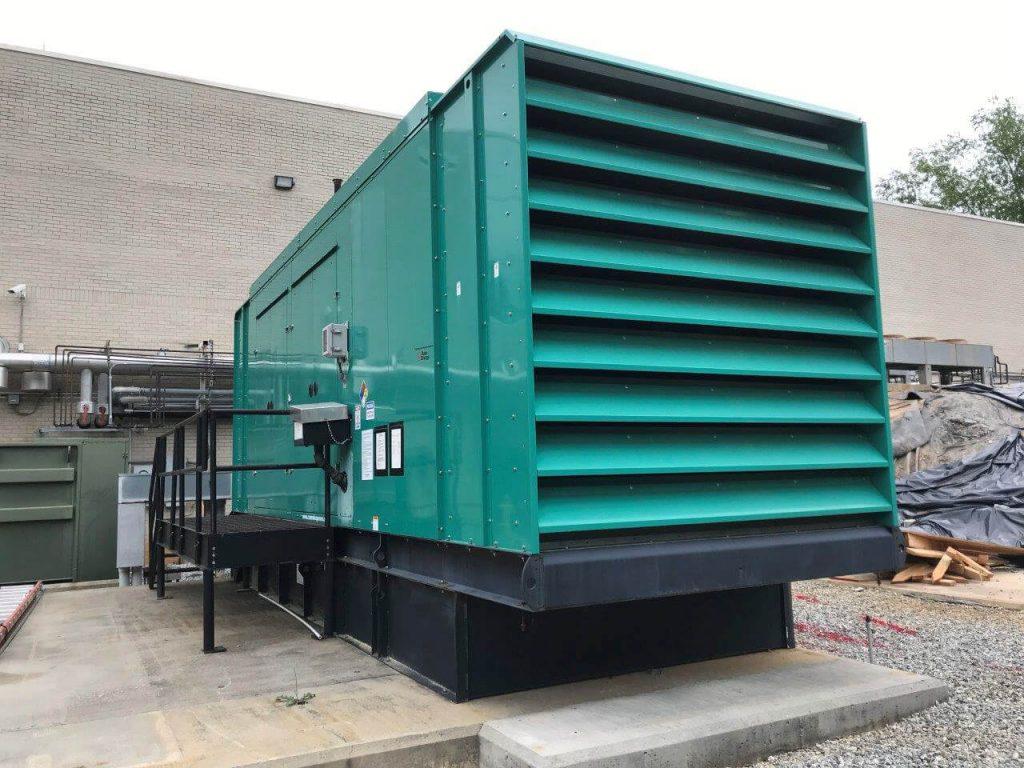 Diesel Generator Rental in Washington 5