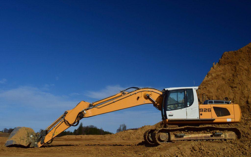 Excavator Rental in Utah 3