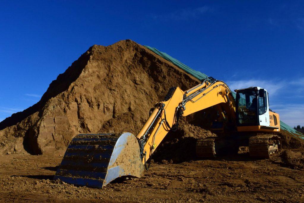 Excavator Rental in Washington 6