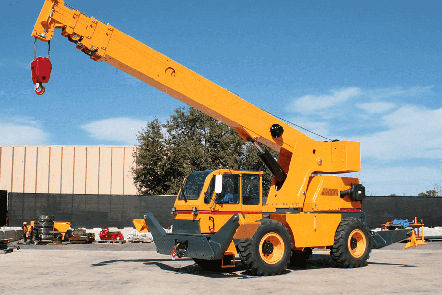 Mobile Crane Rental in New Mexico 1