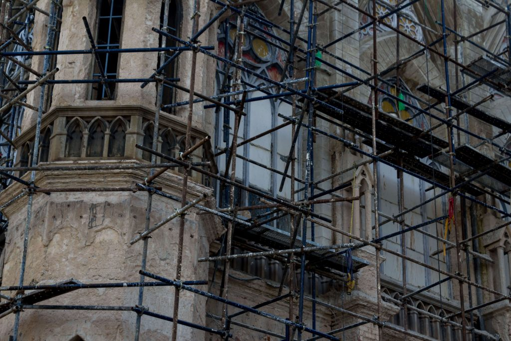 Plaster Scaffolding Rental in Washington 1