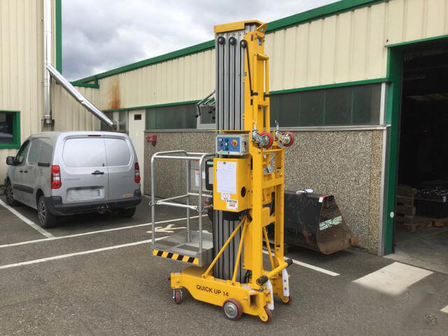 Pusharound Lift Rental in New Mexico 4