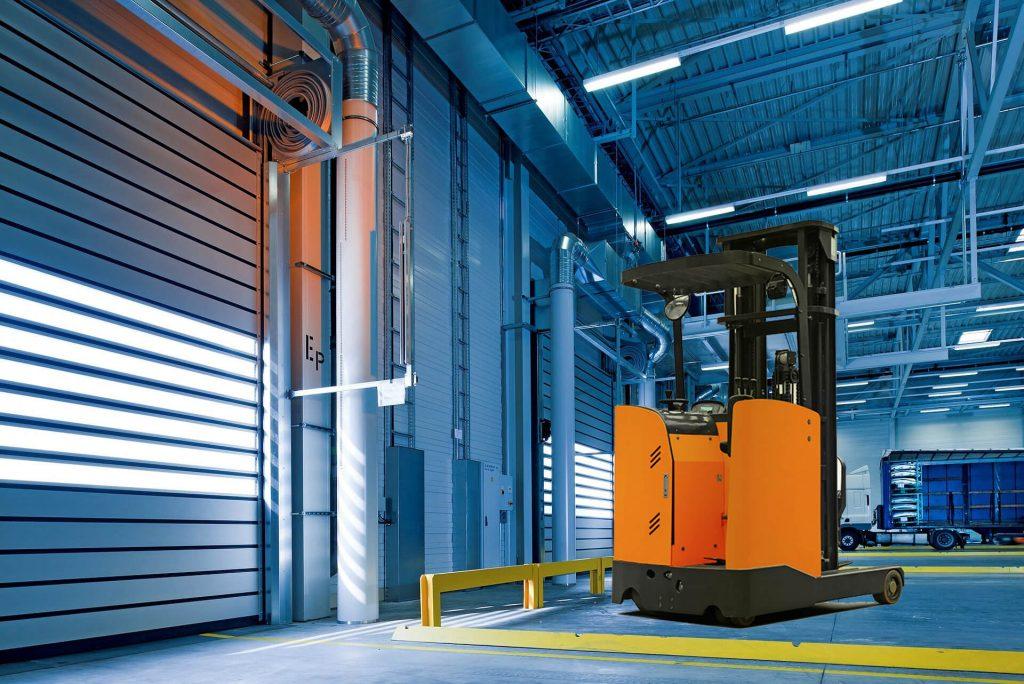 Reach Forklift Rental in Alaska 1