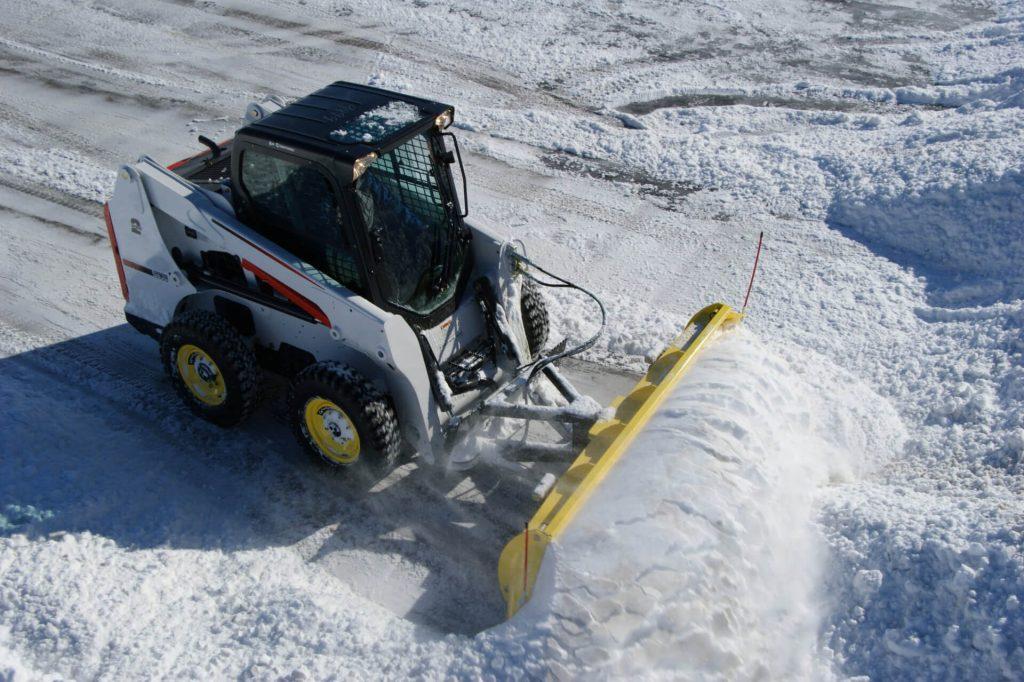 Skid Steer Rental in Alaska 6