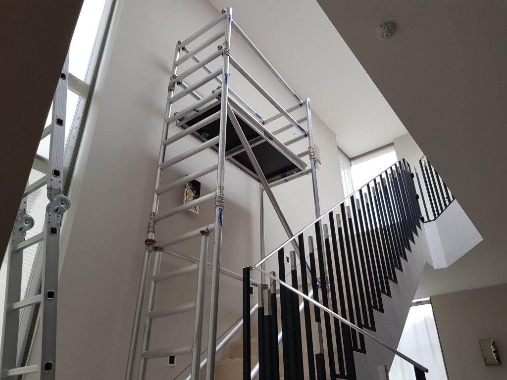Stair Towers Rental in Alaska 1