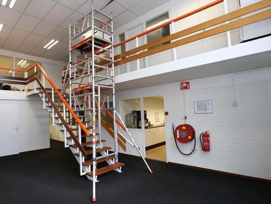 Stair Towers Rental in Alaska 3