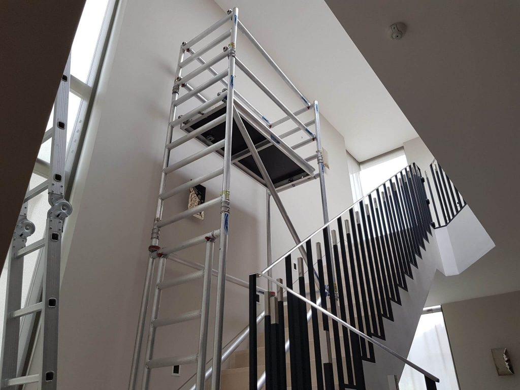 Stair Towers Rentals in California 1