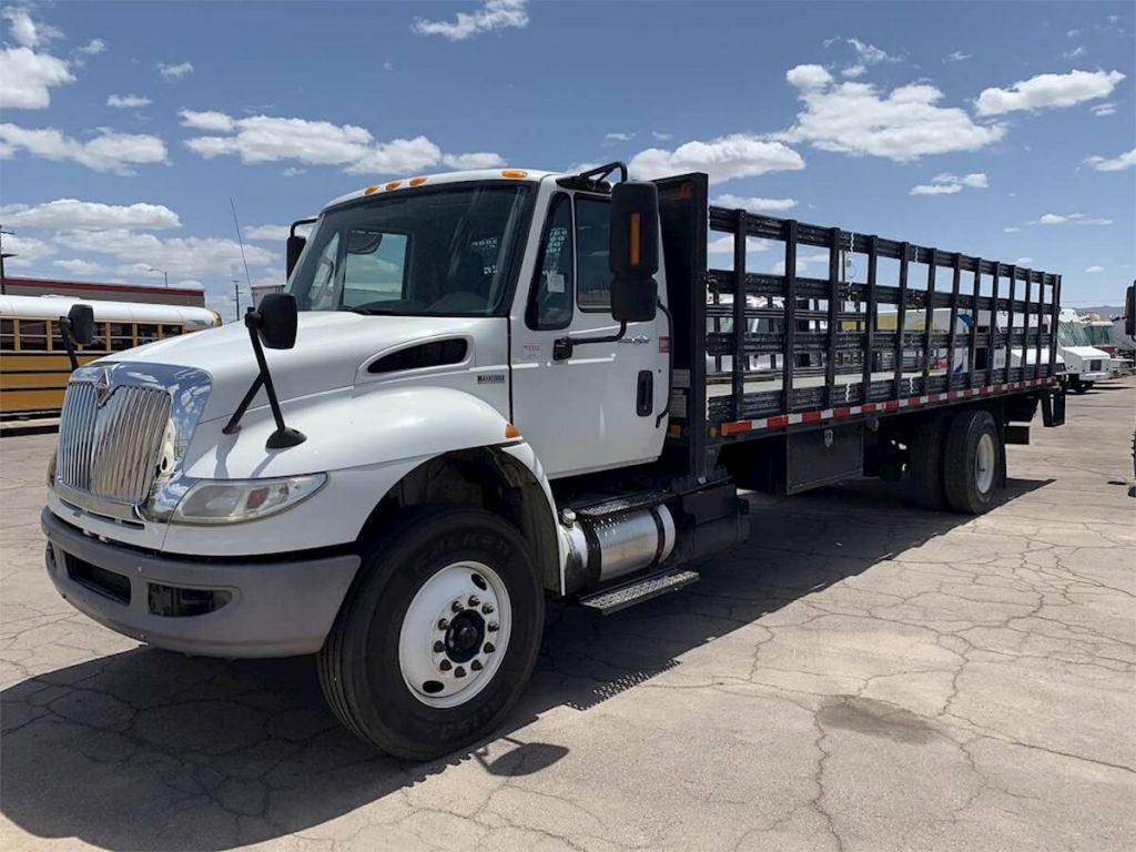 Stake Bed Truck Rentalin Wyoming 6