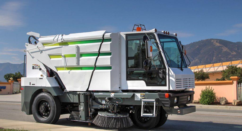Sweeper Rental in California 1