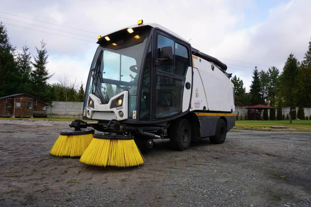 Sweeper Rental in California 5