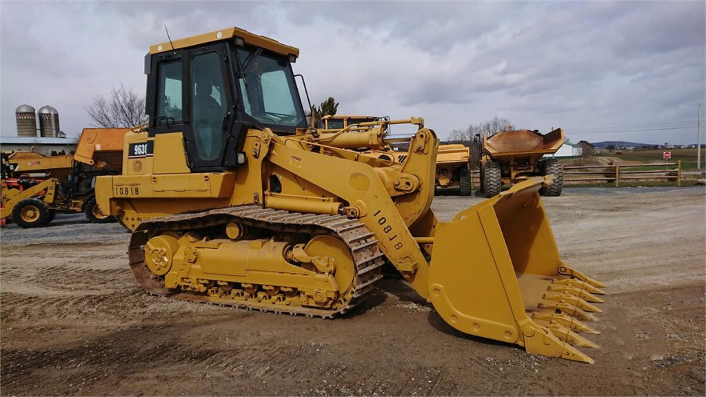 Track Loader Rental in Hawaii 5