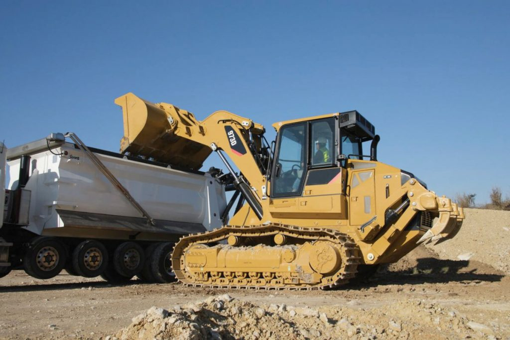 Track Loader Rental in New Mexico 1