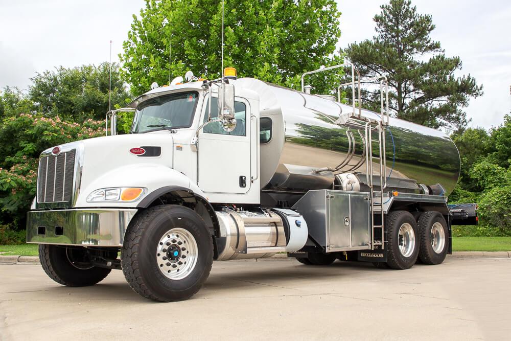 Water Truck Rental in Montana 1
