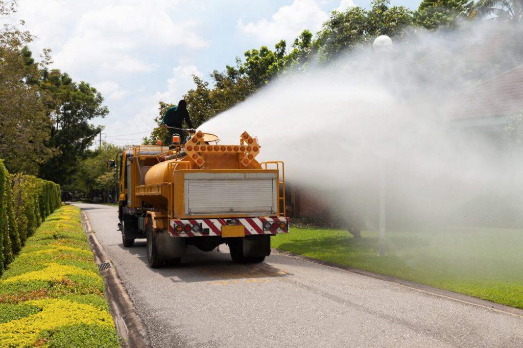 Water Truck Rental in Nevada 6