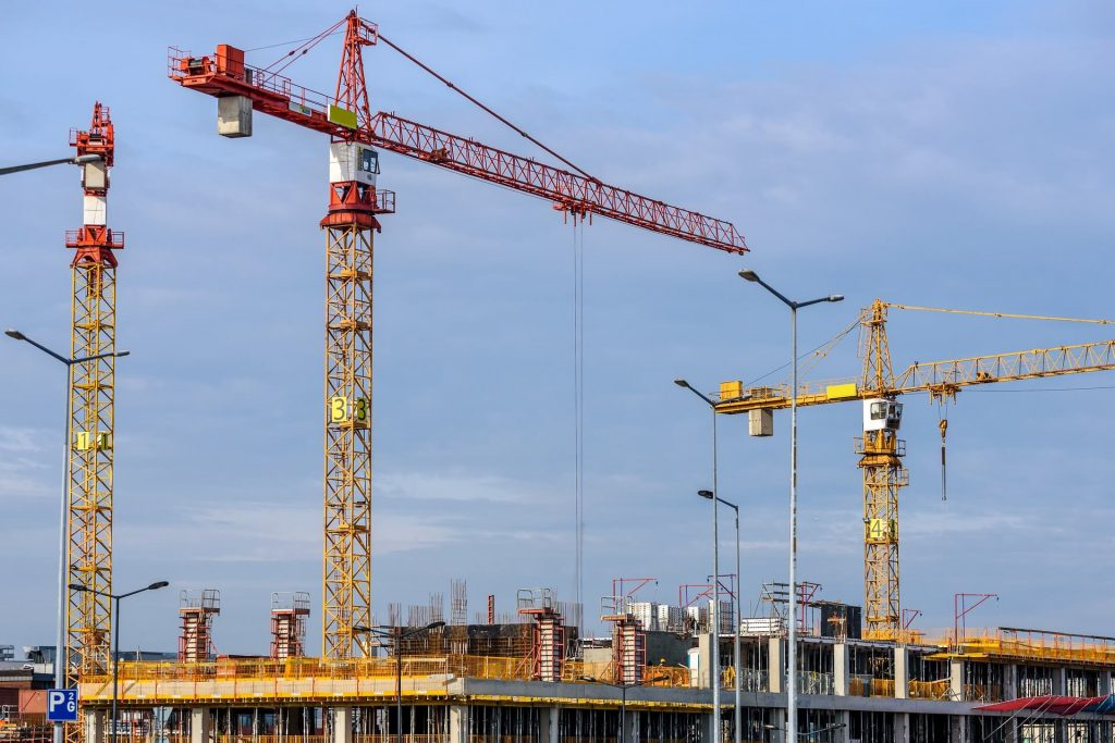Crane Rental in Avondale AZ 2