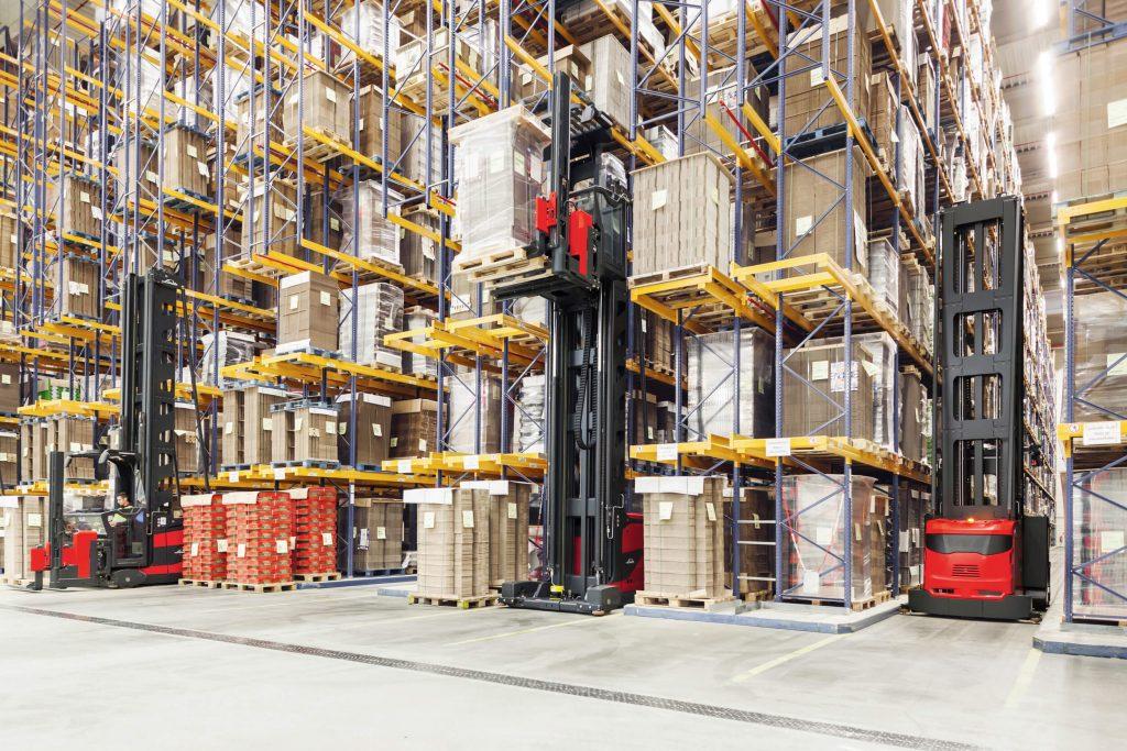 Reach Forklift Rental in Washington 6