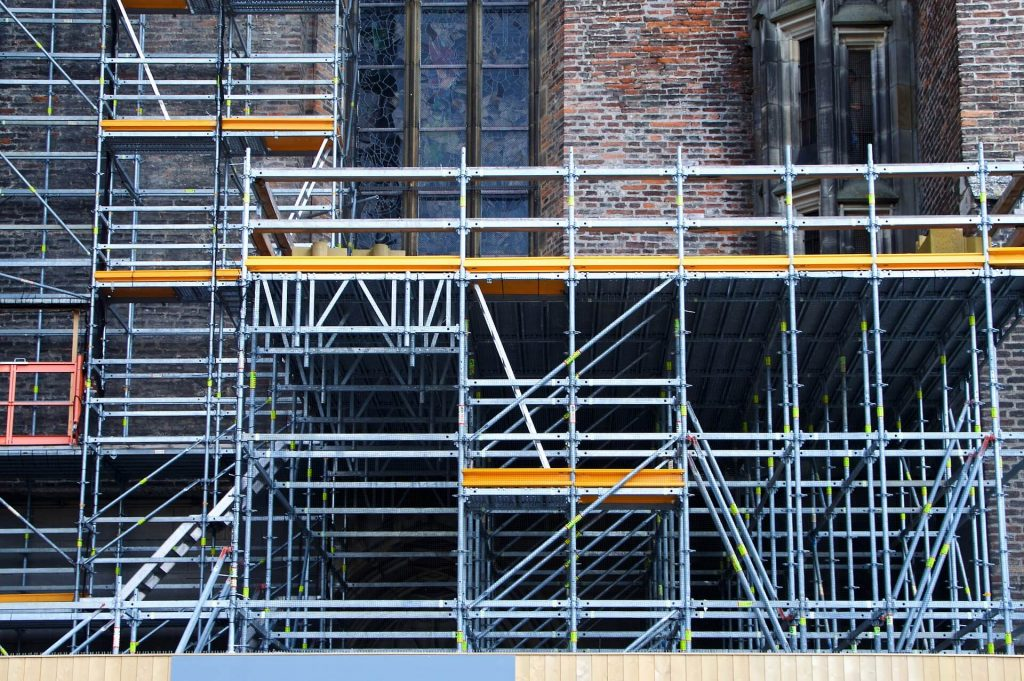 Scaffolding Rental in Washington 2