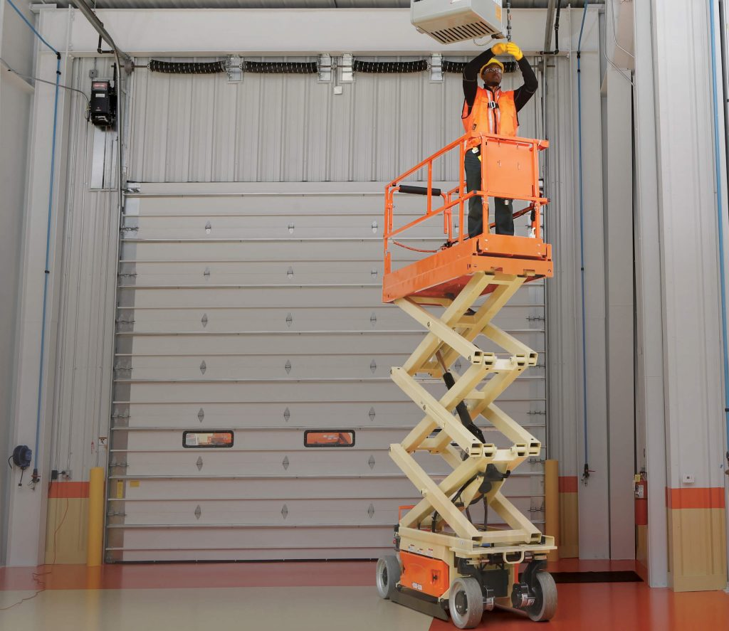 Scissor Lift Rental in Avondale AZ 3