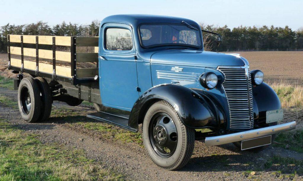 Stake Bed Truck Rental in Washington 1