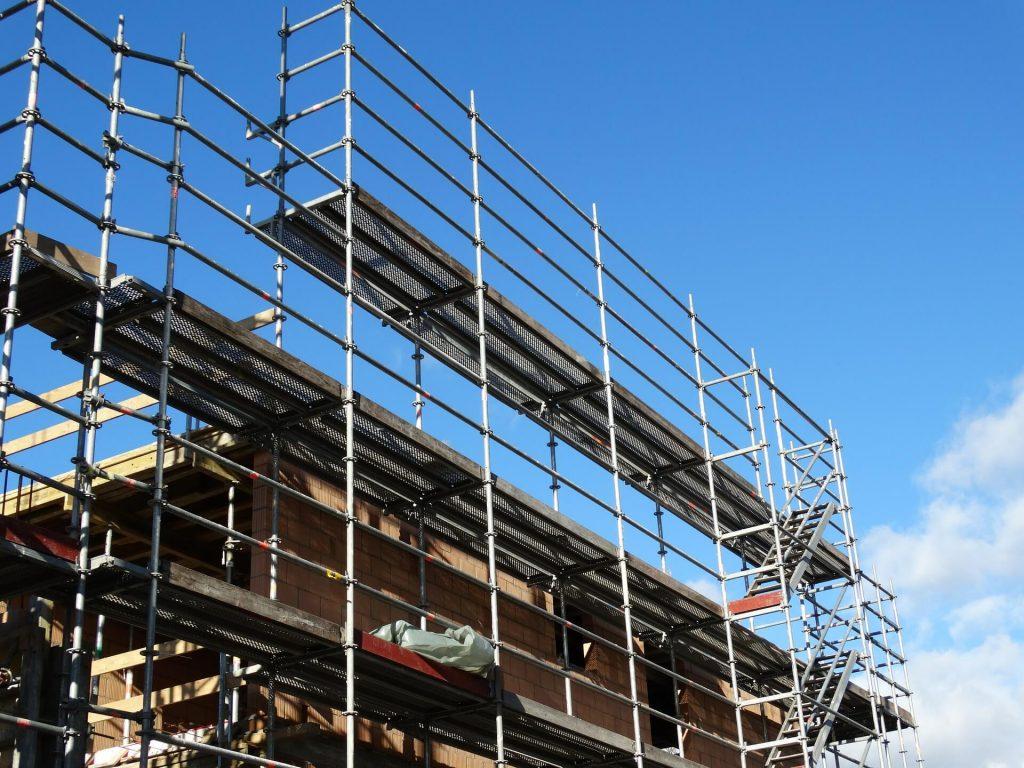 System Scaffolding Rental in Avondale AZ 6