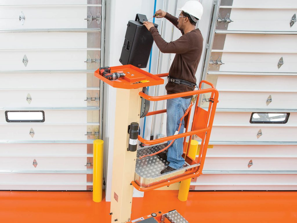 Vertical Lift Rental in Utah 3