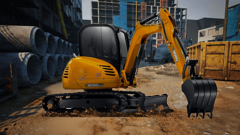 Mini-Excavator Rental in Casas Adobes AZ 6
